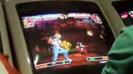 【20110209】机厅拳皇97对战实拍1