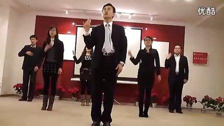 手语舞舞蹈视频-刘一水01-舞蹈视频-激励舞视频-从头再来
