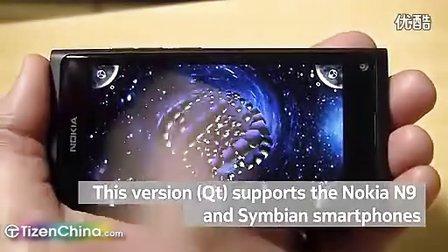 诺基亚N9游戏:太空障碍-泰泽论坛bbs.TizenChina.com