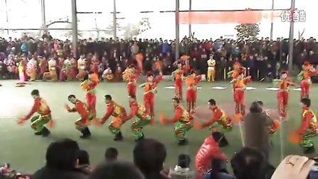 华山化工复肥厂电气车间———东北大秧歌大姑娘美视频