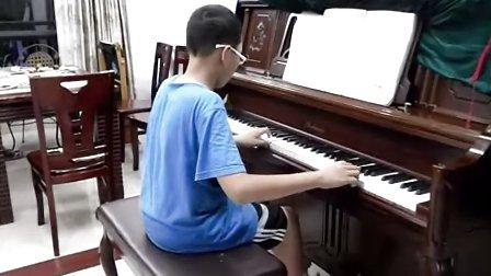 童年的回忆(爱的纪念)钢琴曲