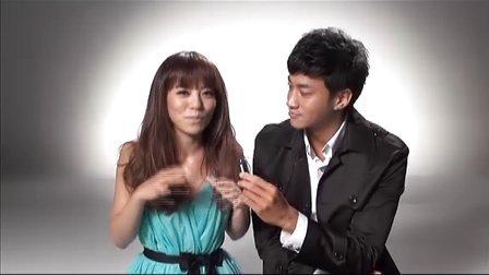 丁当,何润东《明年情人节》电视特辑 MV拍摄花絮