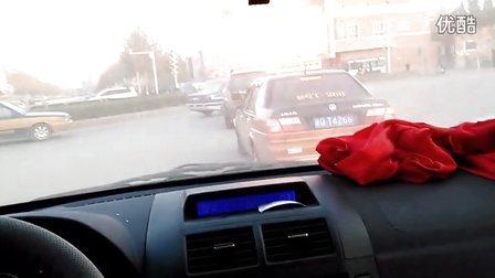 北汽威旺m20白天视频