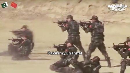 """巴基斯坦 - 中国联合军事演习""""友谊-IV"""" - 巴中友谊"""