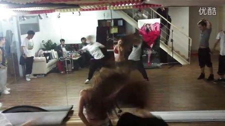 孙婧媛【人鱼歌姬】排练视频