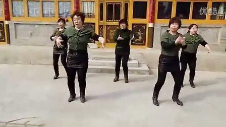 代县古城西街广场舞奢香夫人(5人)