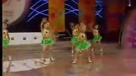 幼儿舞蹈快乐星期天