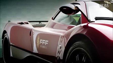 FFF 保时捷 法拉利 罗密欧 国际顶级跑车 宣传片