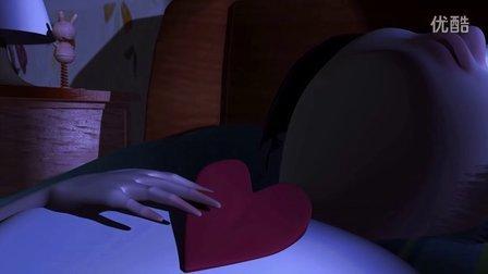 maya制作动画短片《dream》