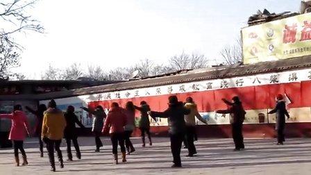 藁城北楼广场舞3
