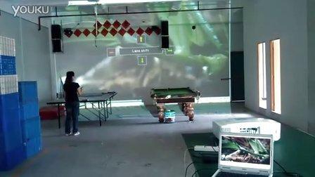 VIVIBRIGHT Large Projector test For PLF8100F_06
