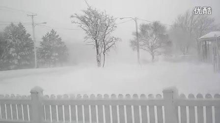 Blizzard in NL