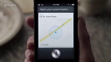 最新苹果iphone 4s电视广告 Road Trip