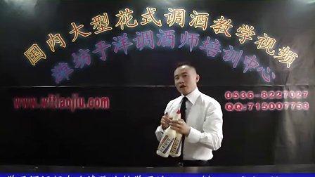 """""""中国花式调酒之父""""山东潍坊市调酒师培训学校于洋老师教学视频(第三集)"""