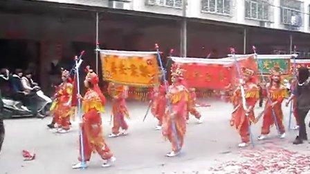2012年胪溪南寨社正月初五老爷出游