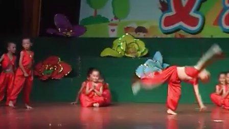 幼儿舞蹈《中国功夫》