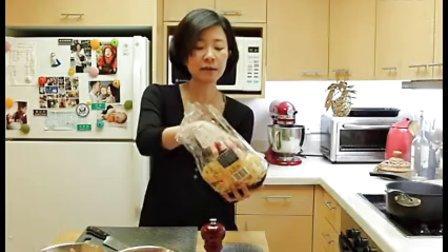 廚房裡的人類學家:培根蘆筍雞蛋意面