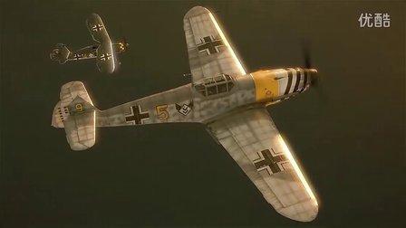 战机世界宣传片之德军几款战机