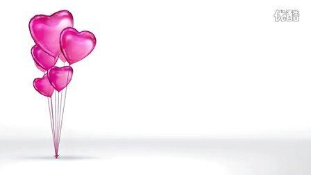 爱心气球素材