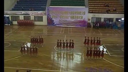 吉美广场舞 广场舞比赛《西班牙斗牛舞》