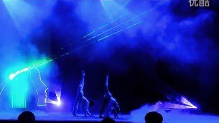 2015大型晚会年会唯美酷炫表演 激光竖琴 小鱼 13925293136