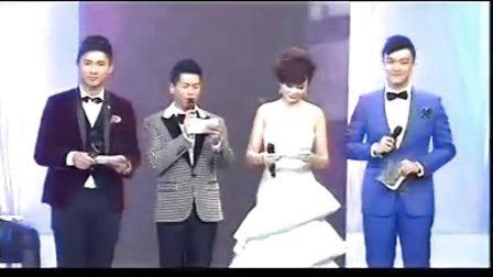 时尚风采、最上镜小姐奖颁奖