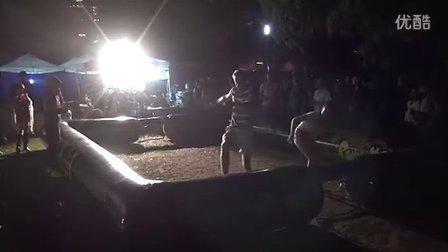 4月22日上海迷笛音乐节街头足球PK赛无剪辑Panna KO比赛视频(下集)