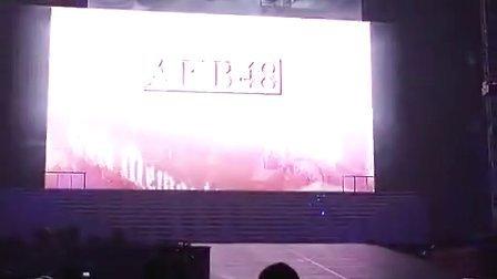 【雨触神德联合】Making of AKB48板野友美卒業演唱会东京巨蛋第4