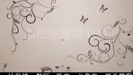 山西·吕梁艺彩墙绘工作室 宣传片