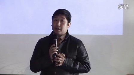 """CDS中国设计师沙龙——早晨设计""""魏来""""和干将莫邪""""时海滨""""北京798特讲(1)"""