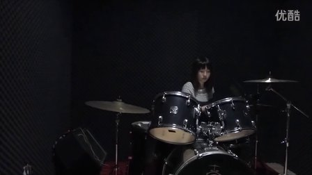 Elenore - Hatano's Dance drum cover