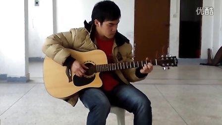 全世界失眠吉他弹唱