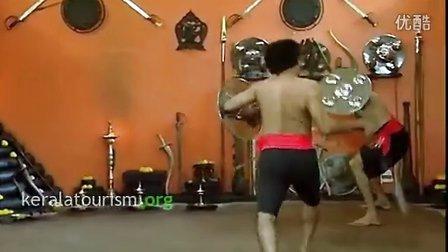 印度软剑表演2