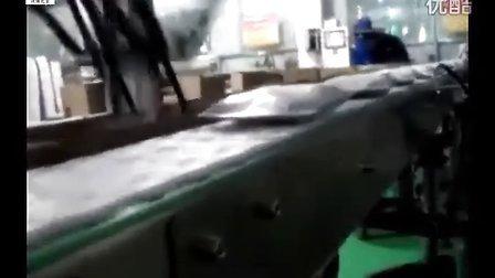 北京阔博包装机械设备有限公司利乐枕牛奶自动装箱生产线(兰州庄