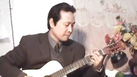 王彦吉他独奏《上海滩》
