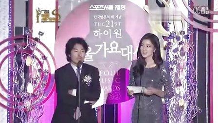 2011KBS drama首尔歌谣大赏2部a