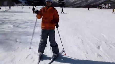 我的滑雪视频1