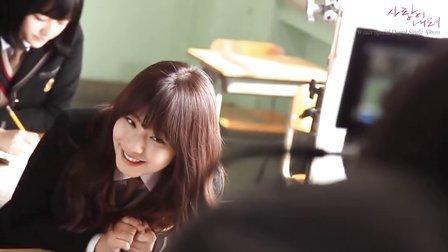【Romantic J】单曲【LOVE FALLS】-MV-幕后花絮3