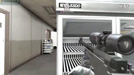 战地之王 韩国狙击视频集锦!Madness2  K-AVA  Sniper