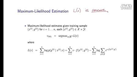 15 - 7 - Parameter Estimation in Log-linear Models (Part 1)