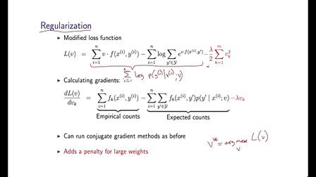 15 - 9 - Smoothing-Regularization in Log-linear Models (15-1