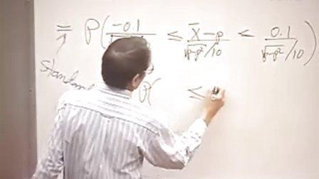 加州大学洛杉矶分校开放课程:数学概率论].22