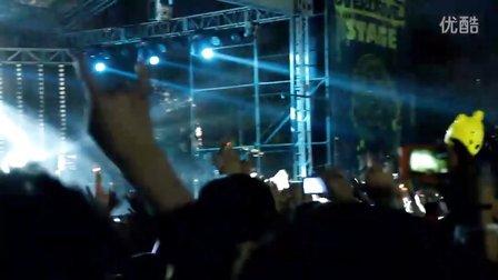2012草莓音乐节扭曲的机器镜子中通州运河公园010512
