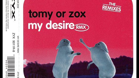 Tomy Or Zox - My Desire (Hard Desire)