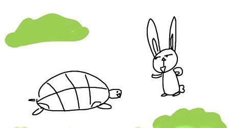 龟兔赛跑(一日一囧)20120309