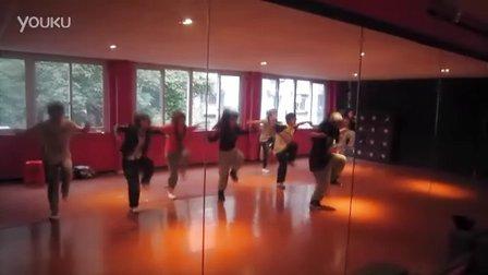长沙HUK街舞工作室李玮导师 hiphop - Red Dragon