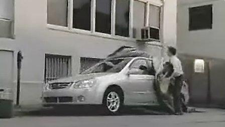 这么停车绝对不会被偷!真是天才啊!