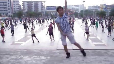 王麟《唐古拉》-万人广场舞2