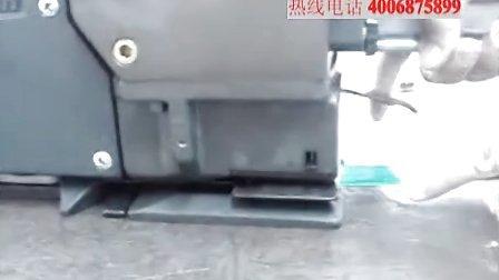 FROMM P350气动打包机的操作