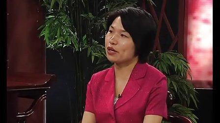 青岛电视台 熊苗营养师 《民生开讲》讲一日三餐 (卓越集团)